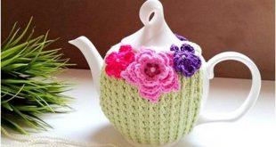 Best And Easy Crochet Teapot Cozy Designs