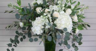 Große Blumenarrangements