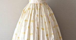 Daystar dress / vintage 50s party dress / 1950s dress