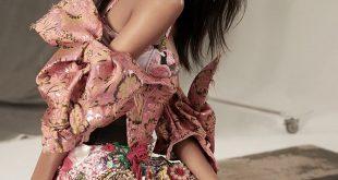 Jourdan Dunn Wears Modern Retro Looks Lensed By David Roemer For S Moda July 2017