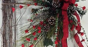 Crooked Tree Creations   Christmas Floral Decor, Wreaths And Arrangements From C...