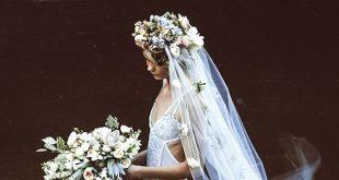 ophelia: an enchanting fashion + boudoir editorial