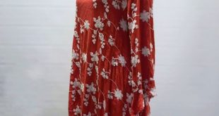 Umgee | Orange Floral Embroidered Boho Chic Dress NWOT Beautiful burnt orange co...