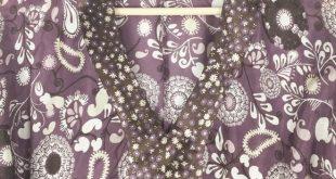 Express Floral Silk Printed Boho Tunic Blouse Stylish and comfy. Boho chic. Beai...