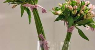 Floristry demo by the Jane Packer team at the Country Living Magazine Spring Fair : Part 2