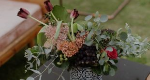 The Floral Design in This Cavalli Estate Cape Town Wedding will Blow Your Mind