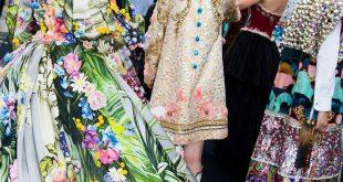 floral italian dolce gabanna campaign florals 2018 designer - Google Search