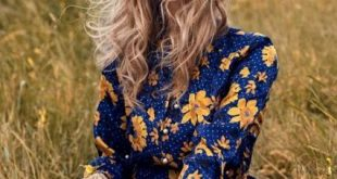 18+ Best Ideas For Fashion Editorial Hair Floral