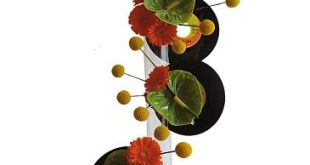 ABSTRACT FLORAL DESIGN At: Flower Show Flowers For Tips, Pics and Helpful Floral...