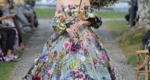 Alta Moda: Dolce & Gabbana - Die besten Bilder der Show am Comer See - Bilder & Fotos - WELT