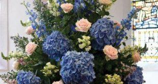Church Wedding Arrangements Floral Design