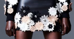 Emanuel Ungaro Resort 2016 women fashion outfit clothing style apparel RORESS cl...