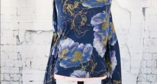 Free People Floral Off Shoulder Blouse, Size S Free People Floral Off Shoulder B...
