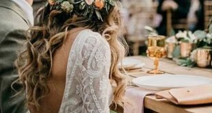 Herbst Boho Hochzeitsideen, Herbst Blumen Bohemian Hochzeit mit Shabby Chic und Rusti bohemian wedding