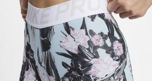 """Nike Pro 3 """"Blumenshorts für Frauen. Nike.com - Hosen - #Frauen #für #Hosen ..."""
