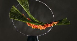 One of Marie-Francoise Deprez's Amazing Floral Designs