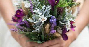 Wildflower bouquet, bridal bouquet, wedding flowers, artificial wedding bouquet, wedding bouquet, bridesmaid bouquet, wedding bouquet set