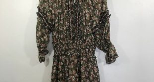 Zara Floral Print Dress Beautiful Floral Print Dress | Size Medium | Cinched Wai...