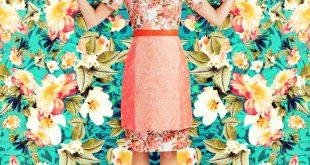 visual optimism; fashion editorials, shows, campaigns & more!: dazzling garden: ...